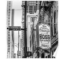 chicago boss Poster