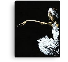 The Art of Grace Canvas Print