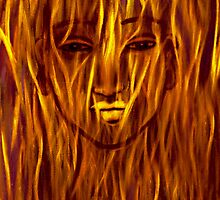 the fire by Bianca Imoree
