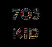 70s Kid by Daniel Bevis