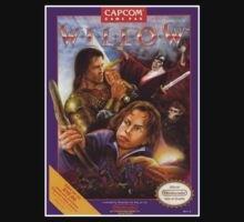 WILLOW NES Box cover by ruter