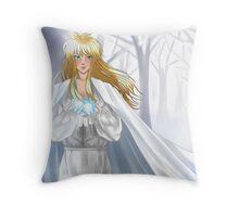 [Labyrinth] Winter Winds - Jareth Throw Pillow