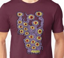 Many Eyes Monster Unisex T-Shirt