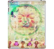 Zen Bliss Buddha iPad Case/Skin