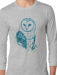 Owl Tee Long Sleeve T-Shirt
