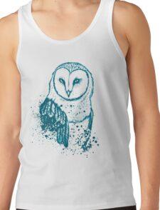Owl Tee Tank Top