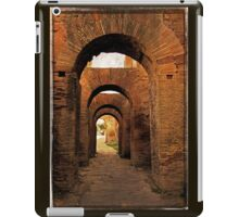 Arches of Palatine Hill, Rome iPad Case/Skin
