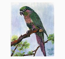 Pink Breasted Macaw Unisex T-Shirt