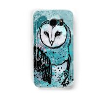 Owl Tee Coloured Samsung Galaxy Case/Skin