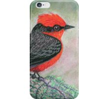 Red And Black Cutie iPhone Case/Skin