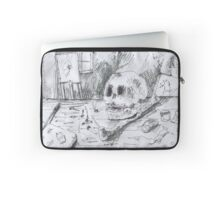 THE SMOKING ARTIST(C2007) Laptop Sleeve