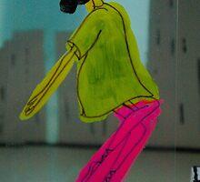 Dancer - Move that body by Nathalie van Bergen