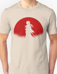 Red Moon Samurai T-Shirt