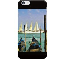 Venice View iPhone Case/Skin