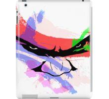 Abstract Face iPad Case/Skin