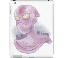 TMNT Foot Soldier Digital Watercolor iPad Case/Skin