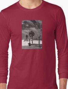 Clearwater Beach Mono Long Sleeve T-Shirt
