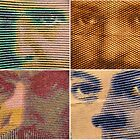 Franc Faces by Michael Rubin
