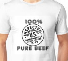 USDA Certified!  Unisex T-Shirt