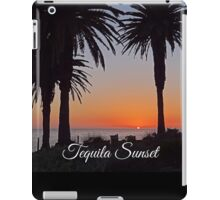 Tequila Sunset iPad Case/Skin