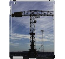 Harlands Crane iPad Case/Skin