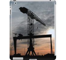 Harlands Giants iPad Case/Skin