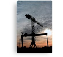 Harlands Giants Canvas Print