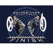Quicksilver Mutant vs Miracle Photographic Print