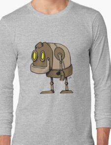 Little Robot Long Sleeve T-Shirt