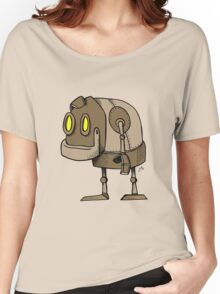 Little Robot Women's Relaxed Fit T-Shirt