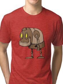 Little Robot Tri-blend T-Shirt