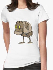 Little Robot Womens Fitted T-Shirt