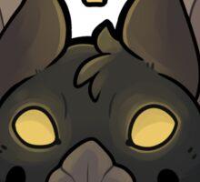 BEWARE OF BATS (Midnight Version) Sticker