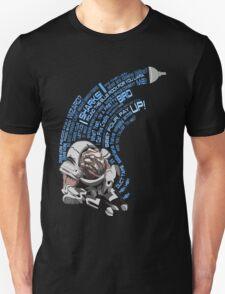 Shower Grunt Unisex T-Shirt
