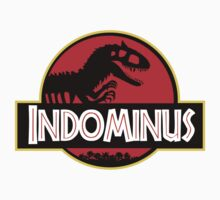 Indominus Rex logo One Piece - Long Sleeve