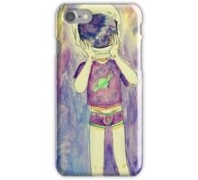 SpaceBoy iPhone Case/Skin