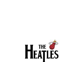 The Heatles in Black by Nick Tabri