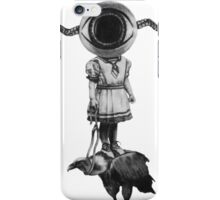 Eye tamed the Vulture iPhone Case/Skin