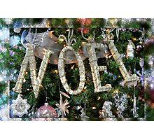 Noel Photographic Print