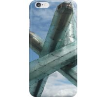 Olympic Torch Vancouver iPhone Case/Skin