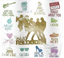 R5 LOUDER Poster
