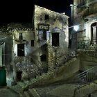 Semi-abandoned Village in Calabria, Italy by Mario Curcio