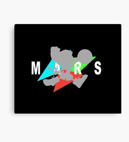 Air Mars 7 Canvas Print