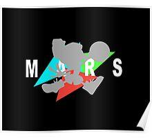 Air Mars 7 Poster
