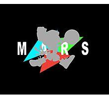 Air Mars 7 Photographic Print
