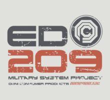 Robocop - ed 209
