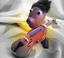 The Cellist by ©The Creative  Minds