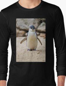 Happy Feet Long Sleeve T-Shirt