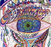 The eye of the soul by Calista