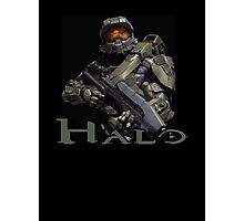 Halo Master Chief Photographic Print